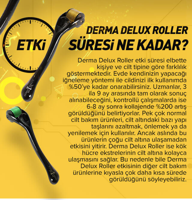 Derma delux Roller